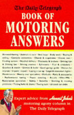 Daily Telegraph Book of Motoring Answers by Honest John
