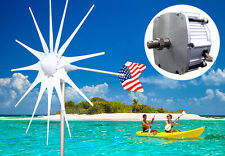 Patriot 1600 W WindZilla PMA 12 V DC 12 Blade Wind Turbine Generator + Rectifier