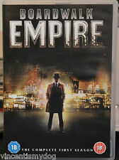 Boardwalk Empire - Season 1 - Complete (5 disc DVD set, 2012)