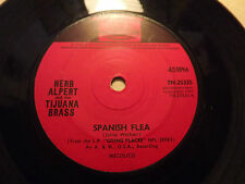 Herb Alpert and the Tijuana Brass.........Spanish Flea........45rpm