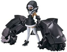 Used Good Smile Figma TV Animation Ver Black Rock Shooter Strength PVC Figure
