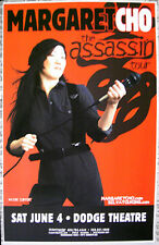 MARGARET CHO 2005 Assassin Tour POSTER  - Patty Hearst SLA pose 11 x 17 inches