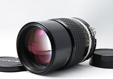 """Excellent +++ ""  Nikon Ai-S  NIKKOR 135mm F2.8  Manual focus from Japan"