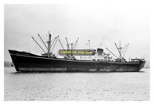 mc2977 - UK Cargo Ship - Scottish Monarch - photo 6x4