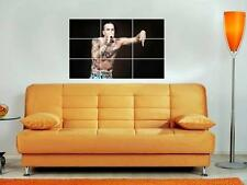 "YELAWOLF 35""X25"" INCH MOSAIC WALL POSTER  HIP HOP RAPPER"