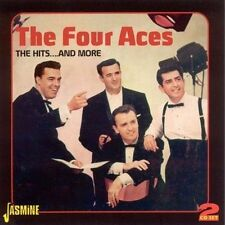 Hits and More by The Four Aces (Vocal) (CD, Apr-2010, Jasmine Records)