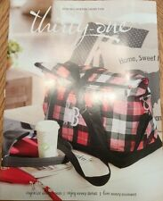 Thirty One 2016 Winter Catalog Of Storage Solutions / Ideas / Organization Tips