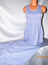 Victorias Secret Supermodel Cut Out Sides Lavender Maxi Beach Dress NWT S