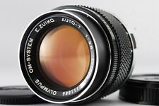 【MINT++】OLYMPUS OM-System E.Zuiko Auto-T 100mm F/2.8 from Japan #91