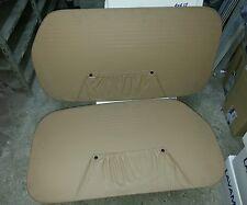 Coppia pannelli fiat 600 / D / abarth  nuovi beige  originali epoca occasione