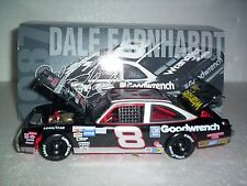 1987 DALE EARNHARDT SR #8 GOODWRENCH CHEVROLET NOVA 1/24 CWC RARE 1 OF 11,016