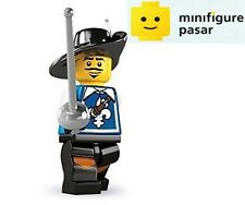Lego 8804 Collectible Minifigure Series 4: No 3 - Musketeer - New