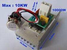 10KW 10000W AC 110V 220V 240V Voltage Speed Temperature Lighting Regulator