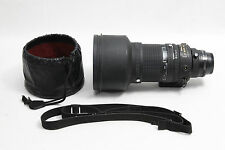 Nikon AF 300mm f/2.8 ED NIKKOR Telephoto Lens SUPER SHARP - Digital Camera D S
