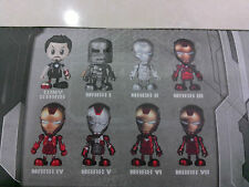 Hot Toys Marvel Iron Man 3 CosBaby (Complete Set of 8), (Avengers,Tony Stark)