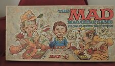 Vintage 1979 Parker Brothers The Mad Magazine Board Game