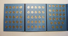 1965 TO 2004 P&D CIRCULATED ROOSEVELT DIME SET (77 COINS) IN NEW WHITMAN FOLDER