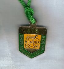 #D231. BANKSTOWN  HARNESS RACING  & AGRICULURAL SOCIETY  BADGE 1993-94 #478