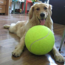 Giant Tennis Ball 24 CM Pet TOY Signature MEGA JUMBO Big Tennis Ball