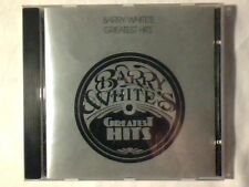 BARRY WHITE 'S greatest hits cd USA LOVE UNLIMITED ORCHESTRA