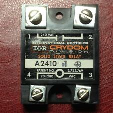 Solid State Relay CRYDOM A2410