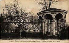 CPA   Kiosque du Cháteau de la Bátis qui a été illustré par Honoré ..   (359924)