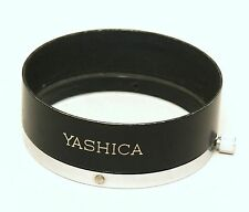 Yashica Original 48mm Metal Lens Hood - Exterior Clamp Fit for 46mm Filter