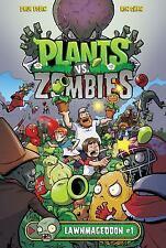 Plants vs. Zombies: Lawnmageddon #1 by Paul Tobin (2016) Paperback