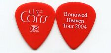 CORRS 2004 Borrowed Heaven Tour Guitar Pick!!! custom concert stage Pick #9