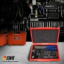 VW TDI Timing Belt Tools Set for adjusting cam crank pump timing