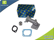 New Bobcat 743 Water Flange & Thermostat with Gaskets