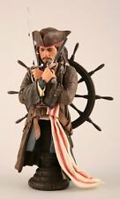 Gentle Giant Medicom Toy Pirates of the Caribbean Jack Sparrow Mini Bust Japan