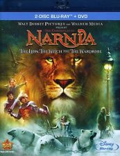 Chronicles of Narnia: The Lion, the W Blu-ray Region A BLU-RAY/WS