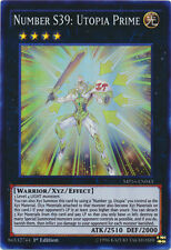 1x (M/NM) Number S39: Utopia Prime - MP16-EN043 - Super Rare - 1st Edition  YuGi