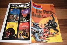 PERRY RHODAN  # 598 -- die PARA-BANK //  1. Auflage 1973
