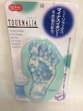 JAPAN TOURMALIA ION STEP FOOT MASSAGE BOARD REFLEXOLOGY BEAUTY&HEALTH CARE