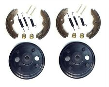 EZGO ELECTRIC GOLF CART BRAKE SHOES, SPRING KITS, DRUMS 1997 & UP TXT USA SHIP