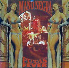 MANO NEGRA : PUTA'S FEVER / CD - TOP-ZUSTAND