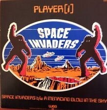 Super Ultra Rare Space Invaders 45 VINYL 7""