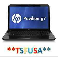 """NEW HP G7-2243US 17.3"""" Laptop AMD A8 6GB 500GB 1600 x 900, Opt. Win 10"""