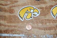 "Iowa Hawkeyes 2 3/4"" Patch 1979-Present Alternate Logo College"