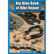 Park Tool BBB-3 Big Blue Book Bicycle Repair and Maintenance Guide