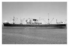 mc3136 - Bank Line Cargo Ship - Rosebank - photo 6x4