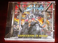 Sodom: Masquerade In Blood CD 2004 Steamhammer SPV Germany 085-76962 NEW