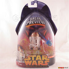Star Wars Sneak Preview R4-G9 - Revenge of the Sith - worn packaging