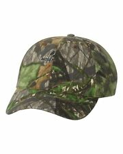 Kati Structured Camouflage Cap LC10 Camo Baseball Hat Mossy Oak Obsession NEW