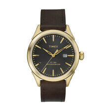 Timex TW2P77500 Chesapeake Men's PVD Gold plated Case Quartz Watch - RRP £ 49.99
