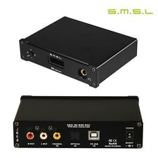 SMSL M6 DAC 32bit/384KHZ Multifunctional Audio Decoder Amp Asynchronous Machine