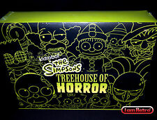 The Simpsons Treehouse of Horrors Sealed Case 20 pcs Vinyl Mini Series Kidrobot