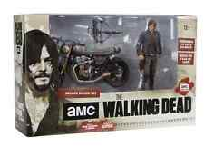 MCFARLANE TOYS The Walking Dead - DARYL DIXON & MOTORCYCLE DELUXE BOX SET FIGURE